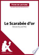 illustration du livre Le Scarabée d'or d'Edgar Allan Poe (Fiche de lecture)