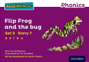 Read Write Inc  Phonics  Purple Set 2 Storybook 7 Flip Frog and the Bug