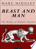 Beast and Man Human Beings Different From Other