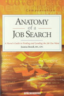 Anatomy of a Job Search
