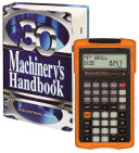Machinery s Handbook 30th  Edition  Toolbox    Calc Pro 2 Combo