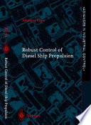 Robust Control Of Diesel Ship Propulsion book