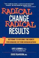 download ebook radical change, radical results pdf epub