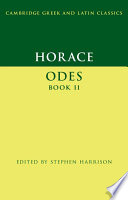 Horace  Odes Book II