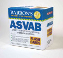 Barron s ASVAB Flash Cards