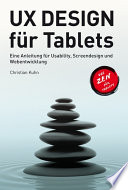 UX Design für Tablets