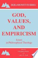 God  Values  and Empiricism