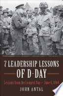 7 Leadership Lessons of D Day