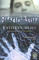 Dreadful Sorry Book