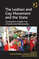 The Lesbian and Gay Movement and the State