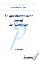 Le questionnement moral de Nietzsche