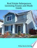 Stiahnuť PDF Real Estate Salesperson Licensing Exams and