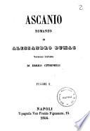 Ascanio romanzo di Alessandro Dumas