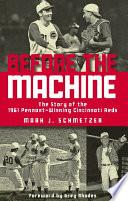 Before the Machine