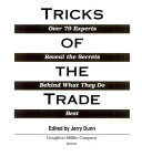 Tricks Of The Trade : including erma bombeck on talking to...