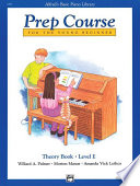Alfred s Basic Piano Prep Course  Theory Book E