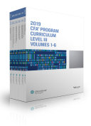 download ebook cfa program curriculum 2019 level iii volumes 1-6 box set pdf epub