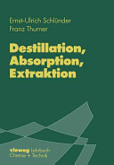 Destillation  Absorption  Extraktion