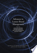 Advances in Luxury Brand Management