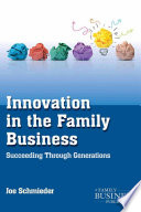 download ebook innovation in the family business pdf epub