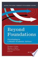 Beyond Foundations