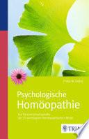 Psychologische Hom  opathie