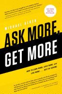 download ebook ask more, get more pdf epub
