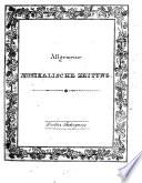 Allgemeine Musikalische Zeitung