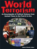 download ebook world terrorism: an encyclopedia of political violence from ancient times to the post-9/11 era pdf epub