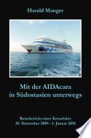 Mit der AIDAcara in Südostasien unterwegs