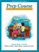 Alfred s Basic Piano Prep Course Theory Book  Bk B  Universal Edition