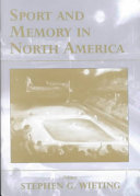 Sport and Memory in North America