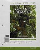 Organic Chemistry  Books a la Carte Edition