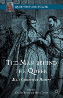 cover img of The Man behind the Queen