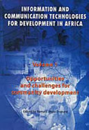 Information And Communication Technologies For Development In Africa book