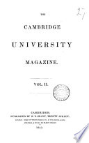 The Cambridge University Magazine Book PDF