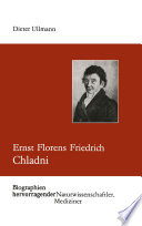 Ernst Florens Friedrich Chladni