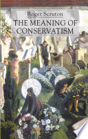 The Meaning of Conservatism Book PDF