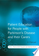 Patient Education for People with Parkinson s Disease and their Carers