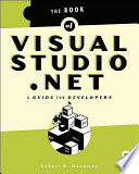 The Book of Visual Studio  NET