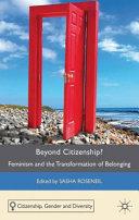 Beyond Citizenship