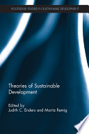 Theories Of Sustainable Development