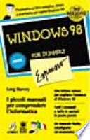 Windows 98 Espresso For Dummi