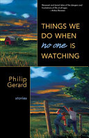 Things We Do when No One is Watching Book PDF