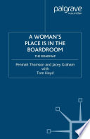 A Woman s Place is in the Boardroom  The Roadmap
