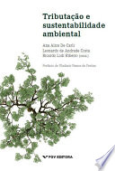 Tributação e sustentabilidade ambiental