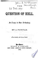 The Question of Hell