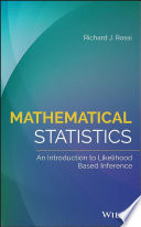 Mathematical Statistics