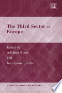 The Third Sector in Europe