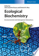 Ecological Biochemistry
